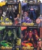 Трансформеры Avengers мстители