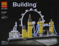BELF 10678 BUILDING LONDON 468 ДЕТАЛЕЙ конструктор