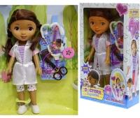 Кукла Плюшева с аксессуарами