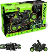Мотоциклист SYUNT CAR 26 см движение на 360 градусов sy002-1