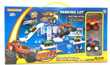 Вездеход парковка