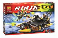 Конструктор Bela Ninja Бластер-байк Коула 10394 (Аналог Lego Ninja 70733) 211 дет
