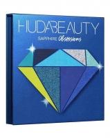 Тени для век Huda Beauty 02 (синие)