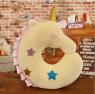Мягкая игрушка-подушка (единорог)