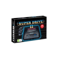 16bit Super Drive 2 Classic (105-in-1) Black сега