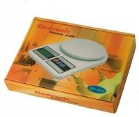Кухонные весы электронные SF-400 до 7 кг