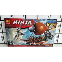 10448 NINJA 294  дет. конструктор ниндзяго