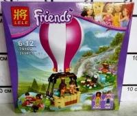 79166 Friends 260 дет. конструктор френдз