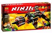 10322 NINJA 234 дет. конструктор ниндзяго