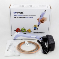 3D ручка Myriwell RP-100B маривел с дисплеем pen