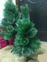 Искусственная ёлка со снежинками 120 см елка