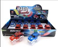 Гибкий трек дополнительная Машинка  PT 12 LED Magic Track