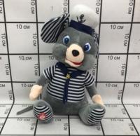 Мягкая игрушка Мышка (муз.) 8208