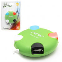 USB Хаб Perfeo PF-VI-H020 4 порта