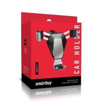 Универсальный автомобильный держатель Smartbuy SBHC-5002 гравитационный на вент. решетку
