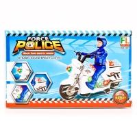 Мотоцикл полиция
