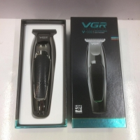Триммер для волос и бороды VGR 5 насадок