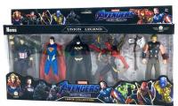 Фигурки Супергерои 5 в 1 826-5H
