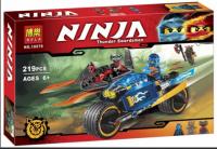 Конструктор Ninja Пустынная молния 10579 (Аналог Lego Ninja 70622) 218 дет