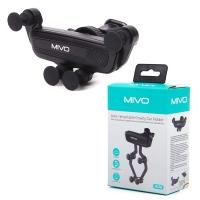 Автомобильный держатель для телефона в воздуховод механический MIVO MZ08