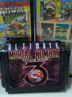 Картридж 16 бит SO-291 MORTAL KOMBAT 3 ULTIMATE мортал комбат