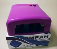 УФ лампа для полимеризации гель лака HS-818 Эмран 36Вт