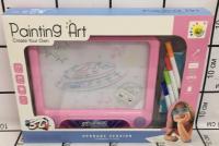 Доска для рисования 3D 22088-31A световой планшет