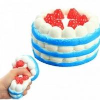 сквиш тортик
