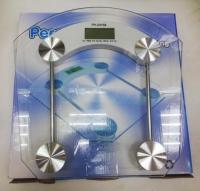 Весы напольные LuazON LVE-003, электронные, до 180 кг, 2хAAА (в комплекте)