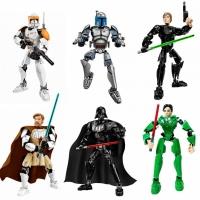 Звездные войны. 6 персонажей
