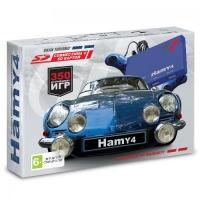 "16bit - 8bit ""Hamy 4"" (350-in-1) Granturismo Blue Хами 4"