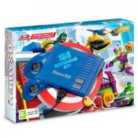 16bit Hamy SD (166+650 игр) Blue Хами СД