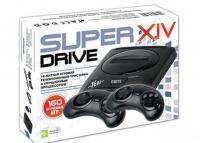 16bit Super Drive 14 (160-in-1) Black сега