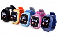 Часы детские Smart Baby Watch Tiroki Q80
