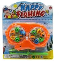 Игра Рыбалка двойная  №686-2 заводная блистер 21*18*4