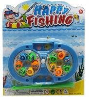 Игра Рыбалка двойная  №686-5 заводная блистер 21*18*5