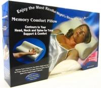 Латексная подушка с памятью