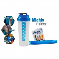 Ручной шейкер бутылка миксер Mighty Mixer