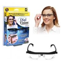 Очки с регулировкой линз Dial Vision -6 до +3 увеличительные