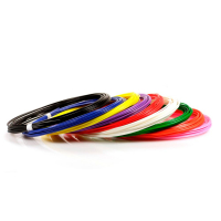 UNID Набор пластика для 3D ручек: ABS9 по 10м. 9 цветов