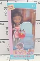 Кукла Плюшева маленькая
