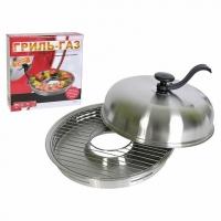 Сковорода гриль-газ D511