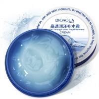 Увлажняющий крем-гель для лица с гиалуроновой кислотой Bioaqua