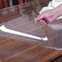 Гибкое стекло Пленка ПВХ 120х80 см