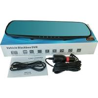 Зеркало с видеорегистратором (2 камеры) blackbox DVR