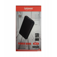 Внешний аккумулятор 10000мАч Ipipoo LP-2
