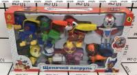 Собачки 8 героев CH-507T/1607T