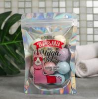 """Бомбочки для ванной """"Самое время для чуда"""", 10 шт. по 10 гр."""