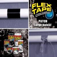 Гибкая лента-скотч FlexTape большая клейкая