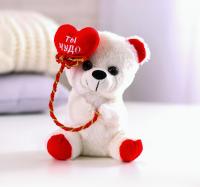 Мягкая игрушка «Ты чудо» мишка